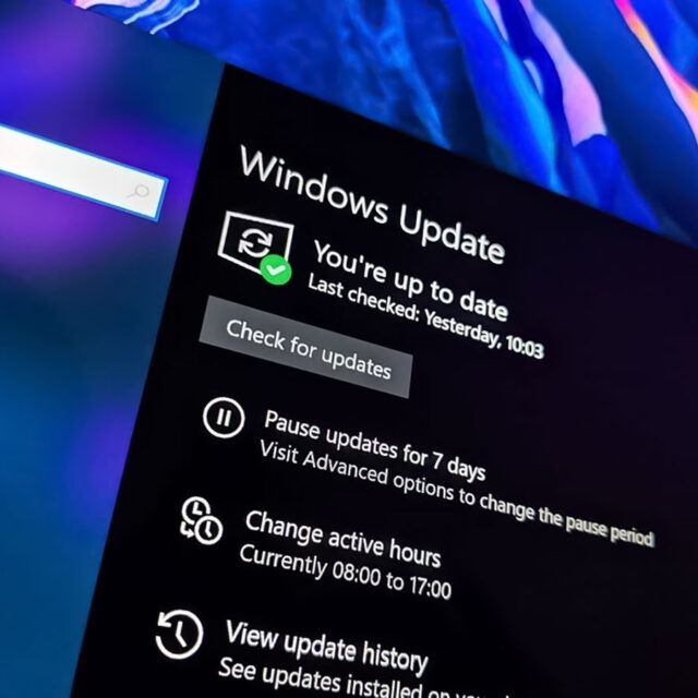 آپدیت Windows 10 21H1