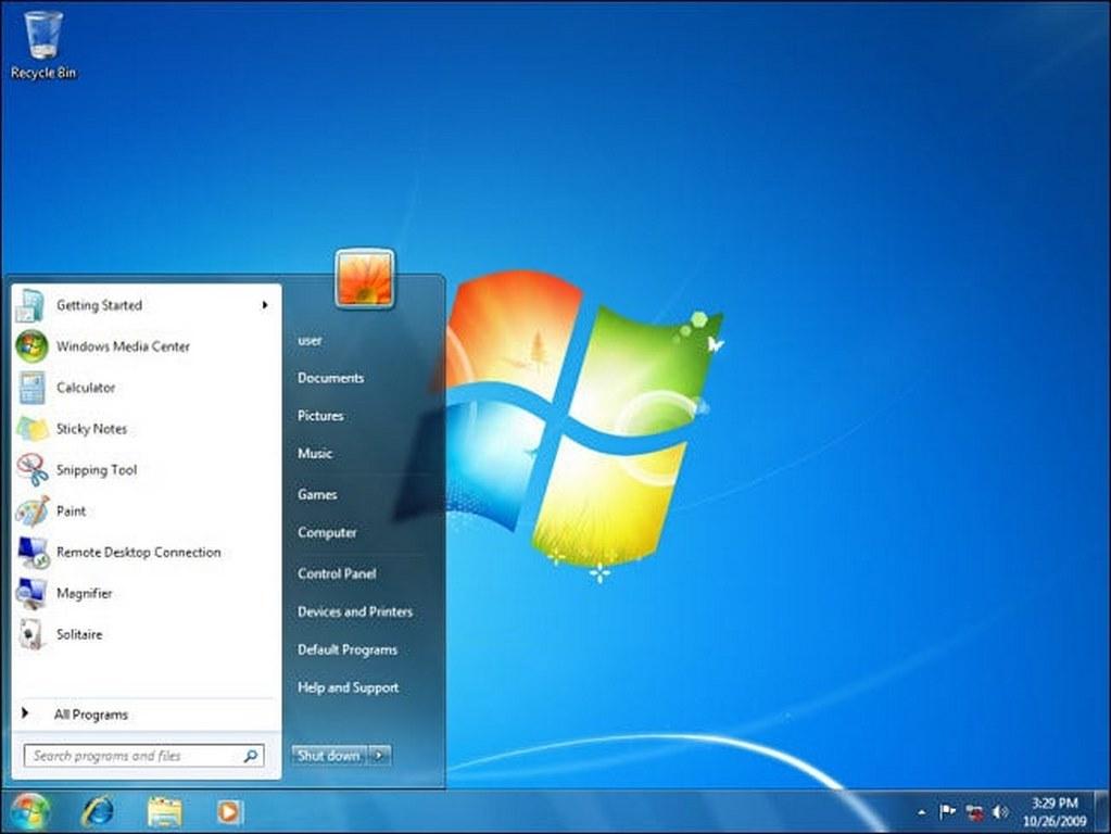 ویندوز ۷ بهترین نسخه ویندوز است