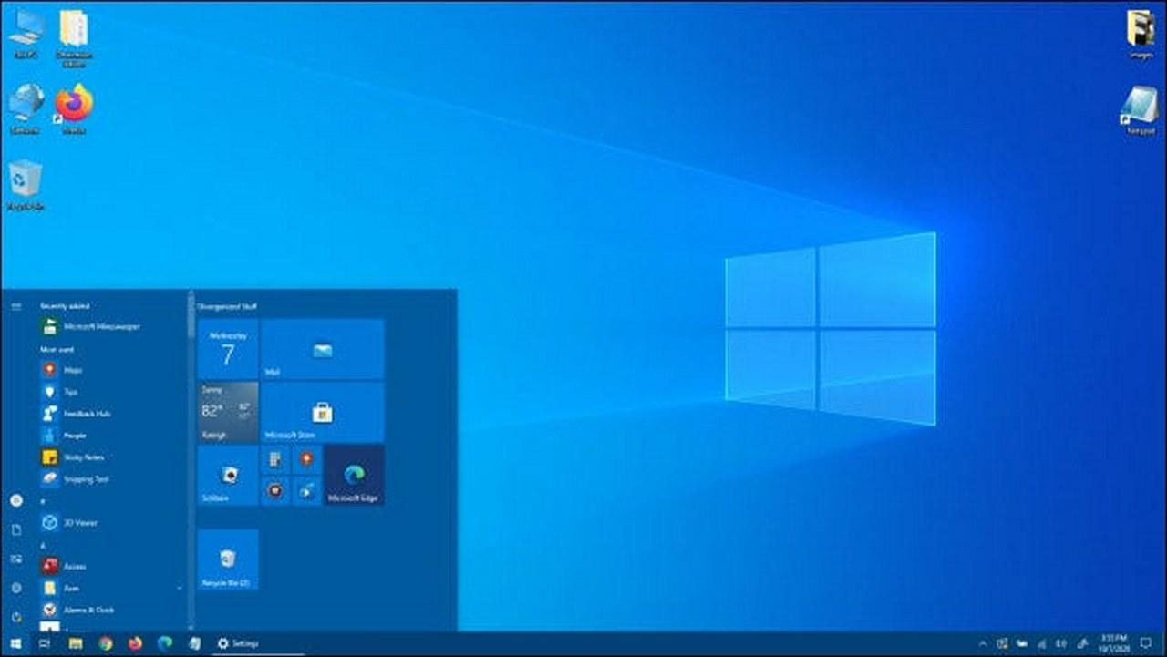 جایگاه پنجم بهترین نسخه ویندوز : ویندوز ۱۰