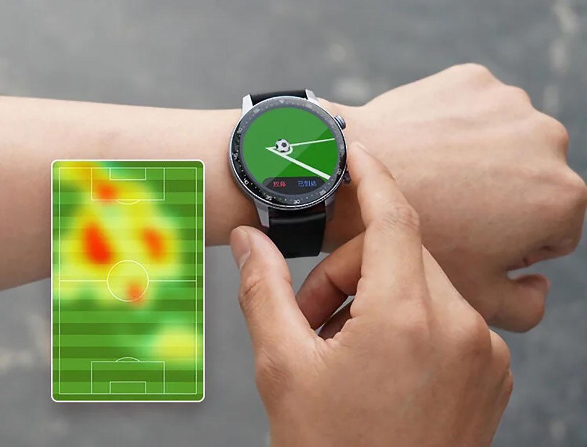 ساعت ZTE Watch GT با قابلیت پایش کاربران در زمین فوتبال رسما معرفی شد