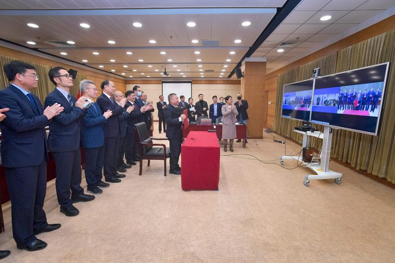 ساخت ایستگاه تحقیقاتی بین المللی قمری (ILRS) در نتیجه امضا تفاهم نامه همکاری چین و روسیه