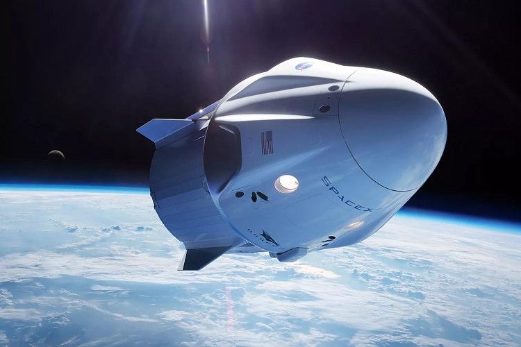 فضاپیمای کرو دراگون۲ در روز زمین به ایستگاه فضایی بین المللی می رود