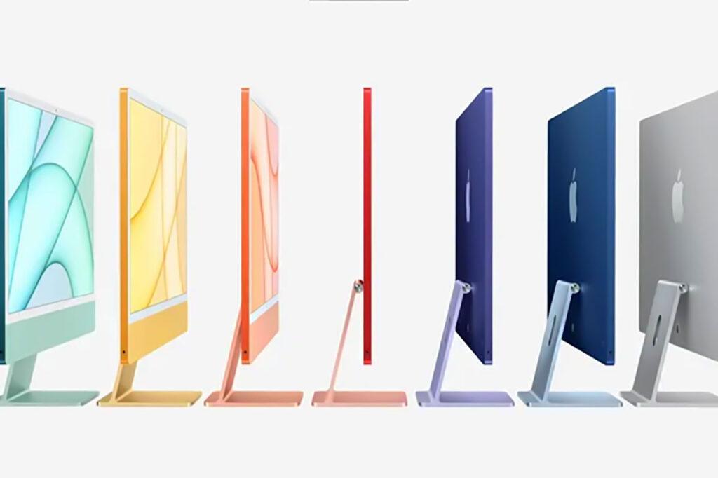 اپل iMac جدید