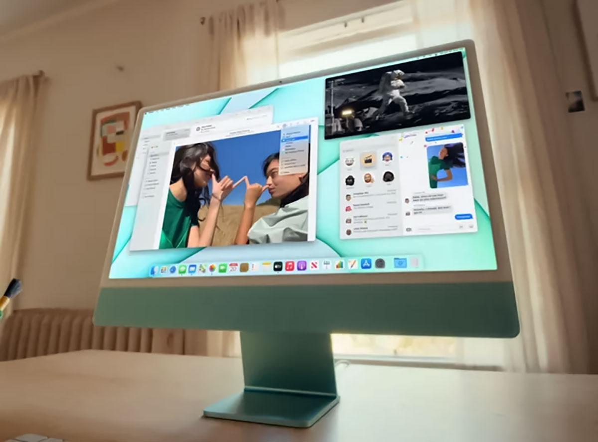 iMac با تراشه M1