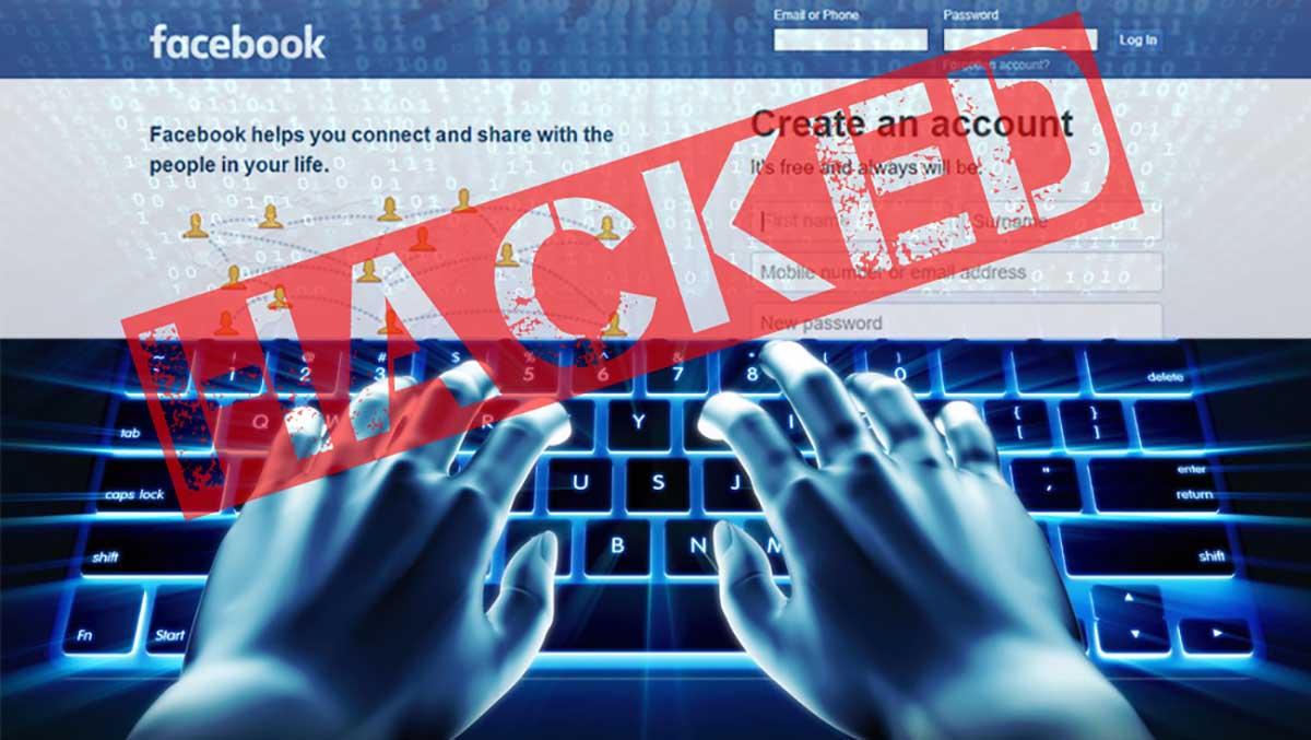 فیس بوک هک شد