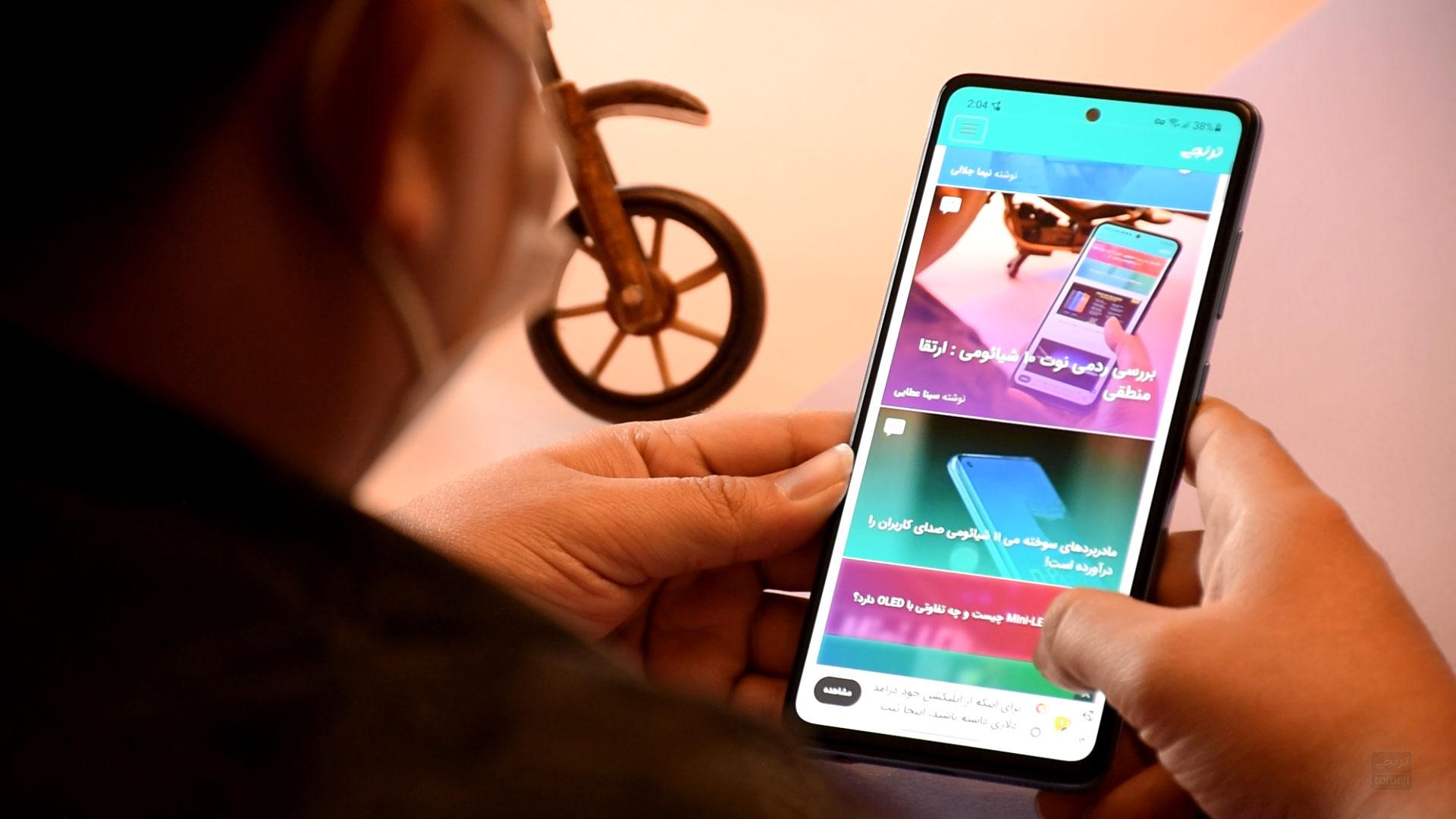 امتیاز DxO باتری Galaxy A52 5G مشخص شد: ضعیفتر از ردمی نوت ١٠ پرو