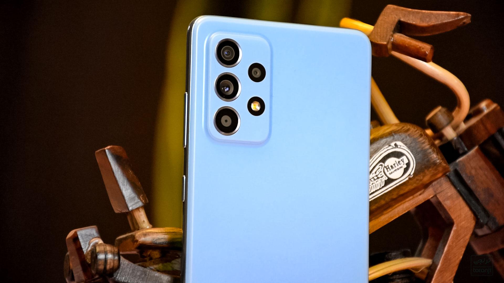 سامسونگ Galaxy A53 از همان سیستم دوربین نسل قبل استفاده خواهد کرد