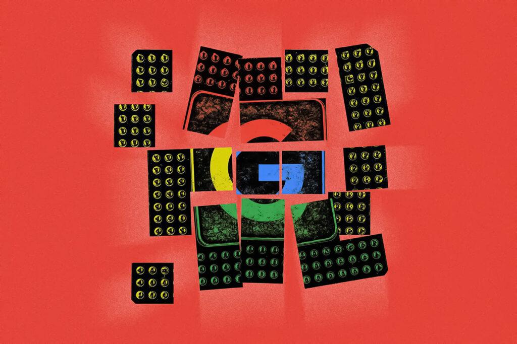 گوگل تراشه مخصوص خود را می سازد؟