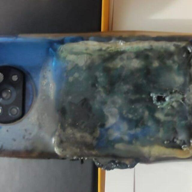 انفجار پوکو ایکس ٣