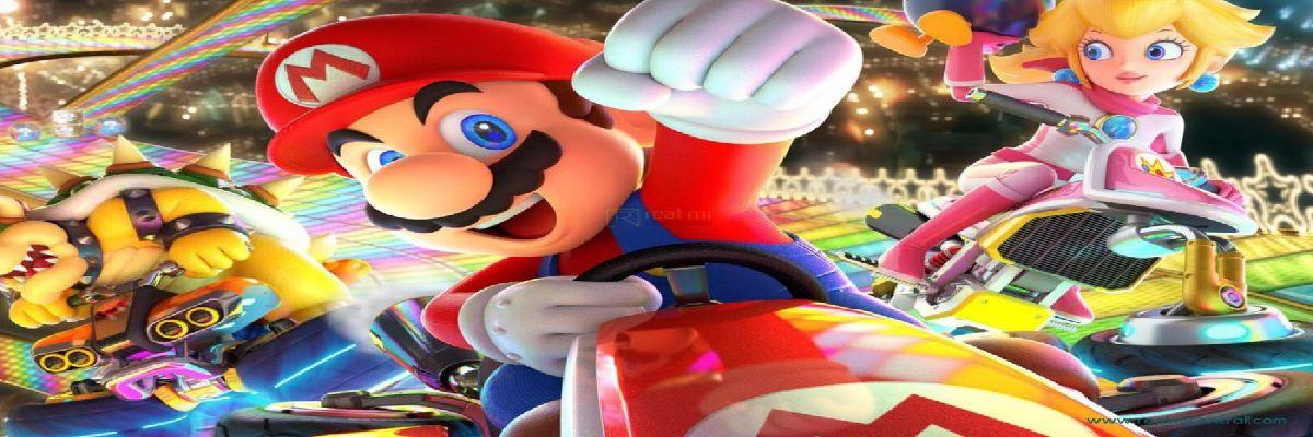 بازی Mario Kart 8 به پرفروشترین بازی سبک مسابقه در تاریخ آمریکا تبدیل شد