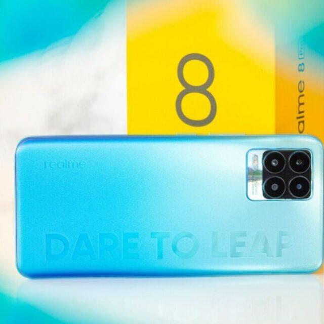 گوشی Realme 8 Pro 5G