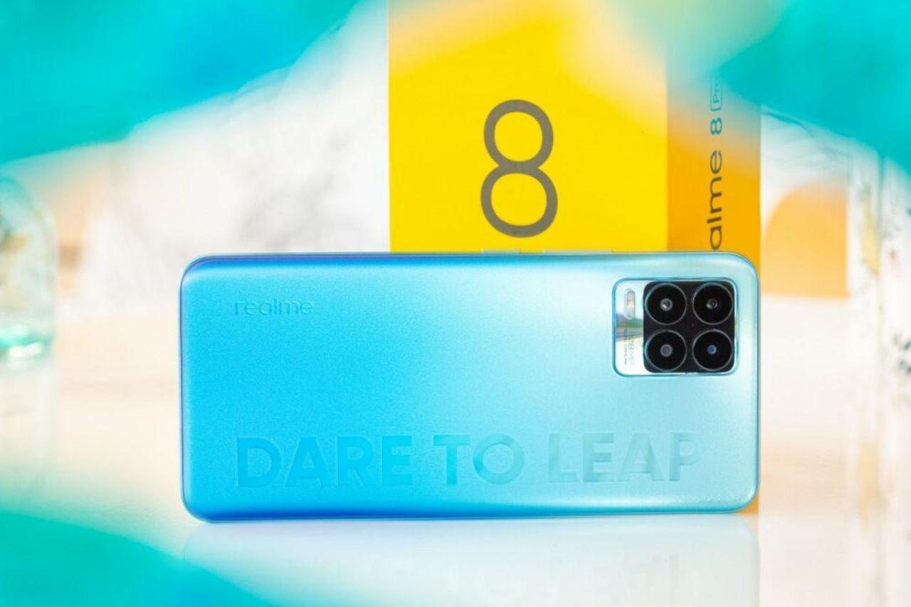 گوشی Realme 8 Pro 5G در گیک بنچ دیده شد
