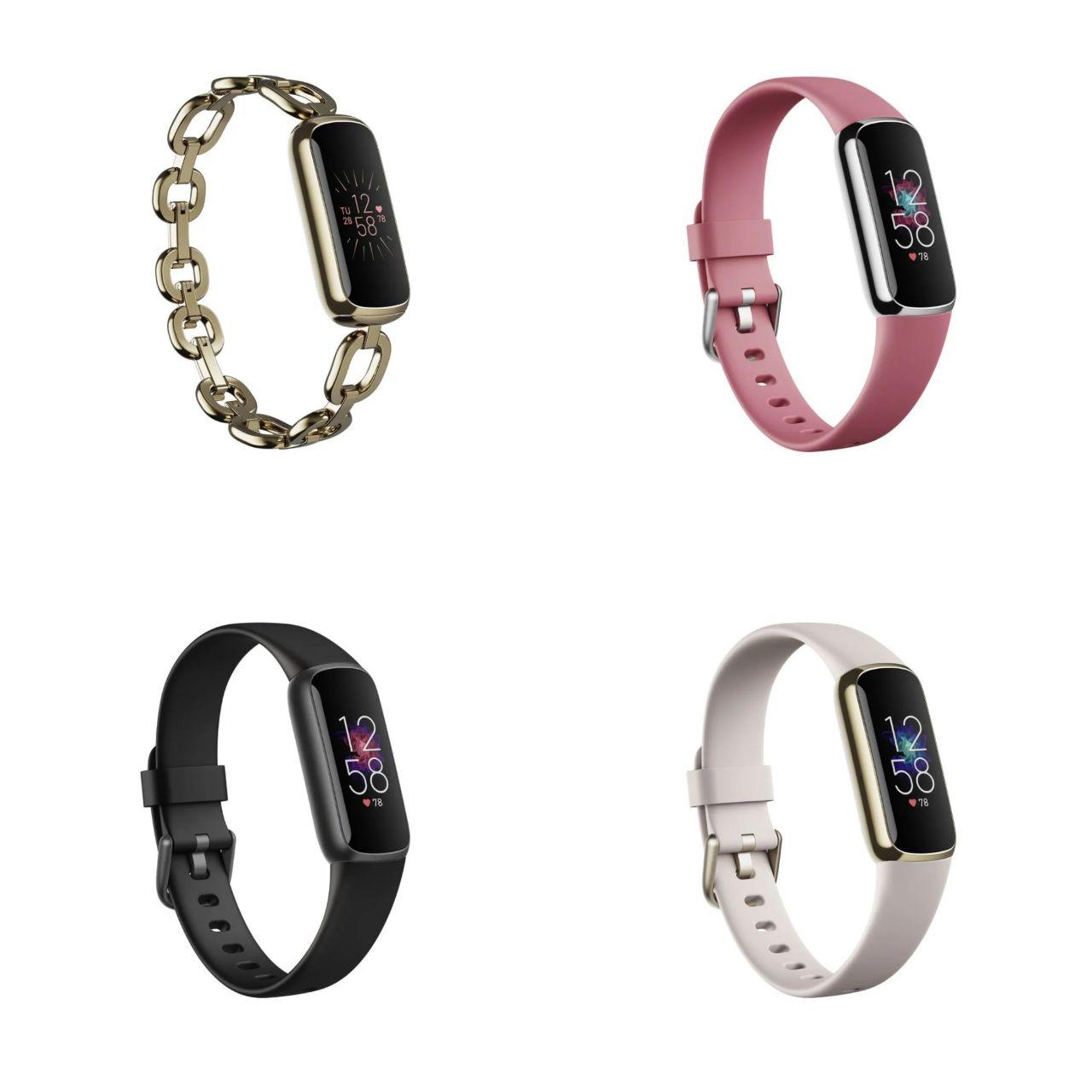 نسخههای Fitbit Luxe