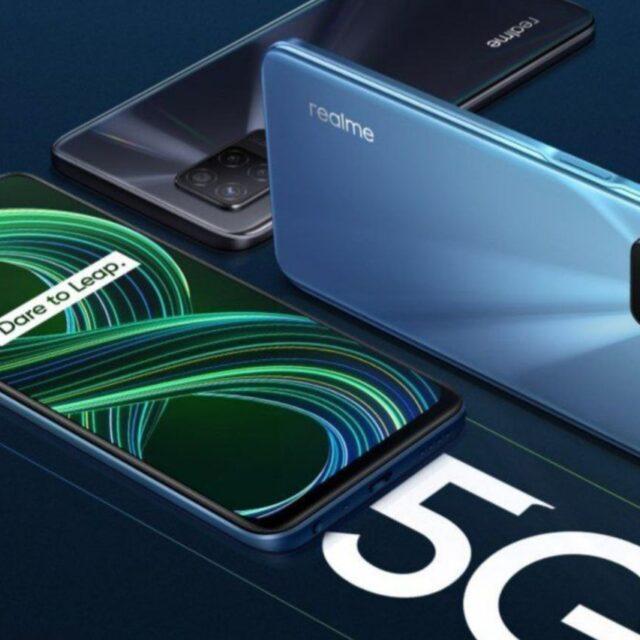 گوشی Realme 8 5G