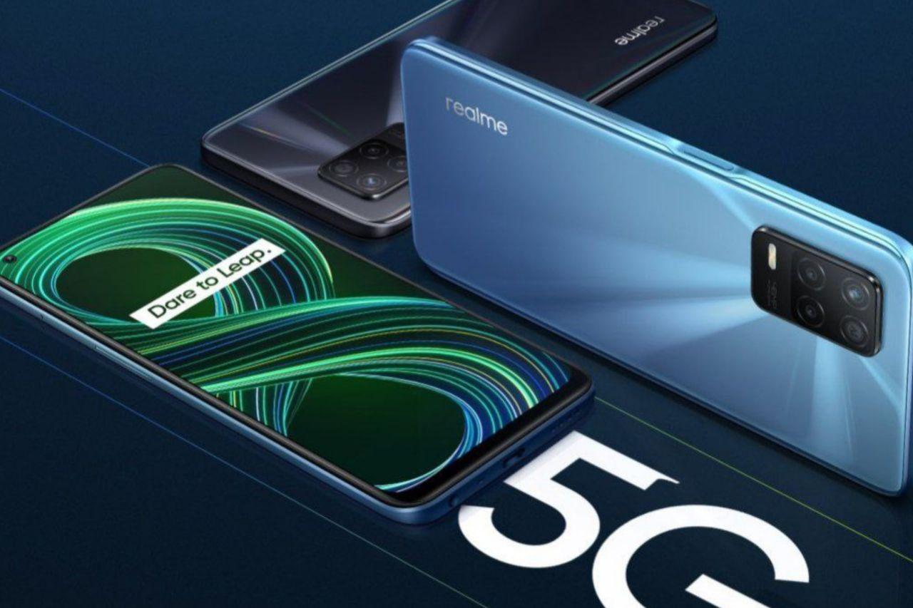 گوشی Realme 8 5G با مدیاتک دایمنسیتی ۷۰۰ رسماً رونمایی شد