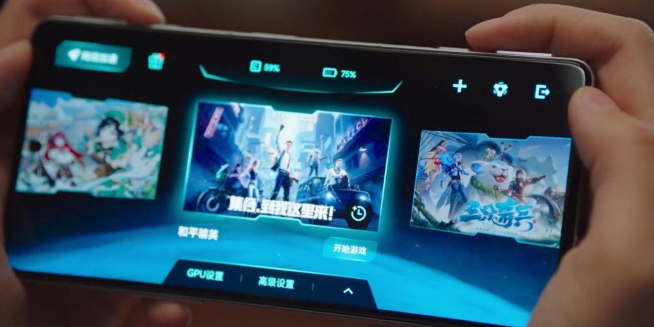 تصویر زنده Redmi K40 Game Enhanced Edition