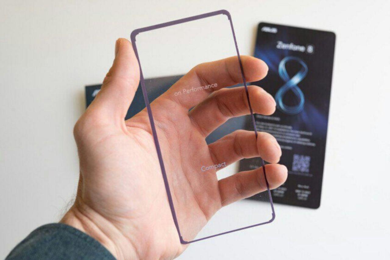گلس محافظ Zenfone 8 Mini