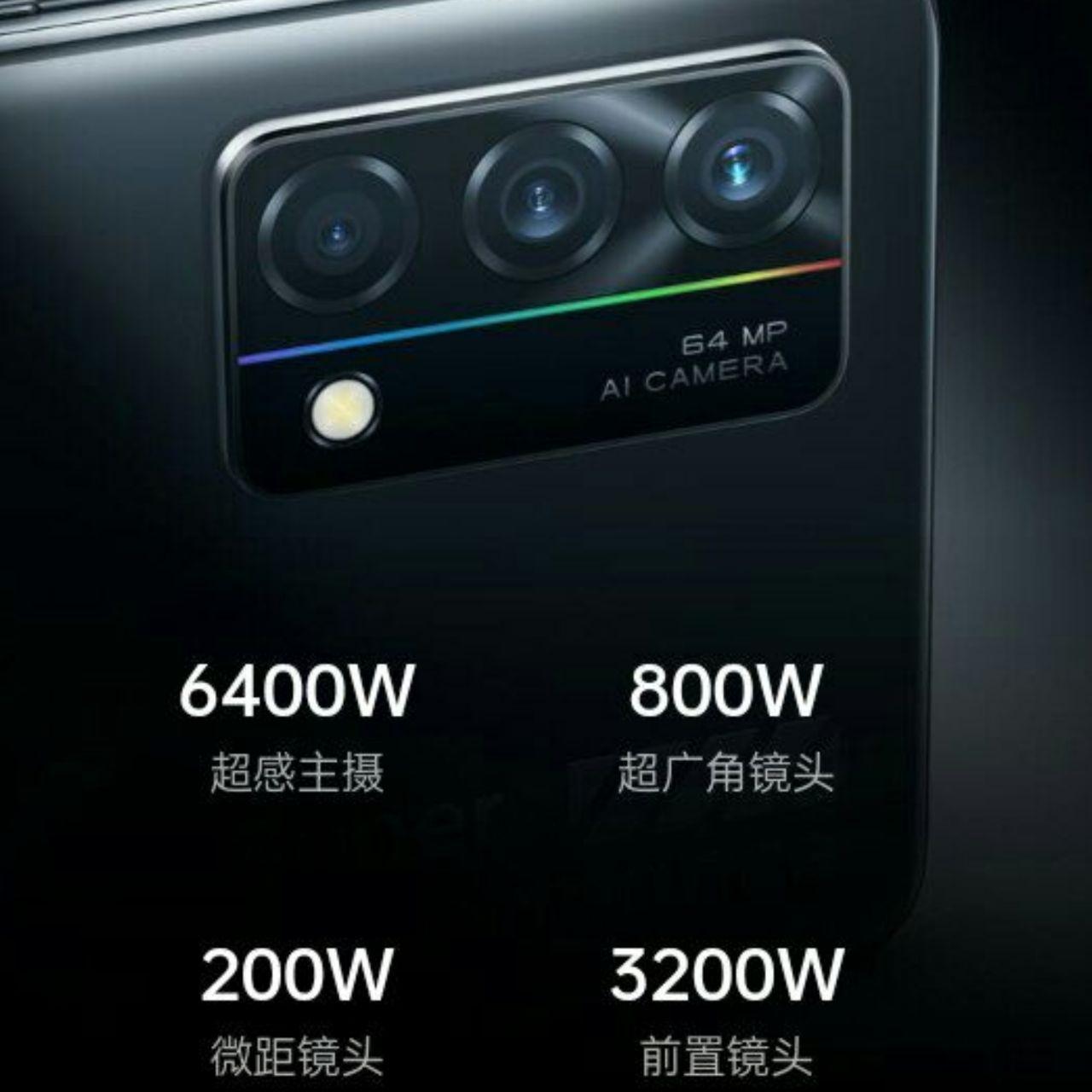 دوربین Oppo K9