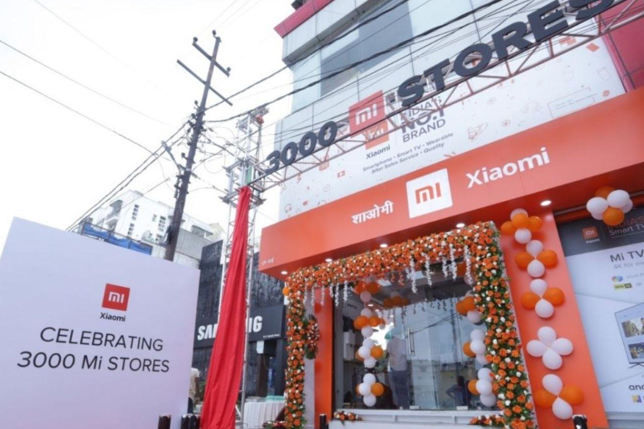جدول فروش بازار موبایل هند در فصل اول سال ٢٠٢١