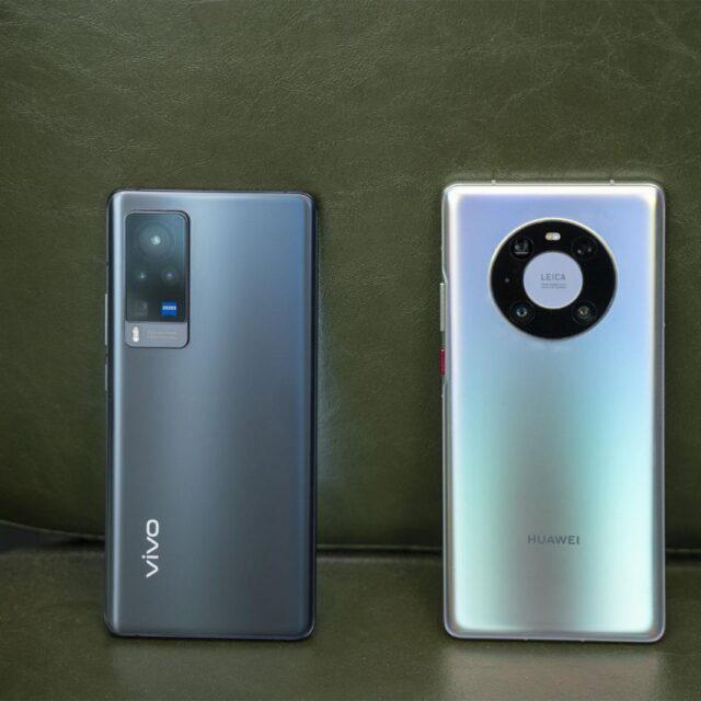 فروش هوآوی در بازار موبایل چین