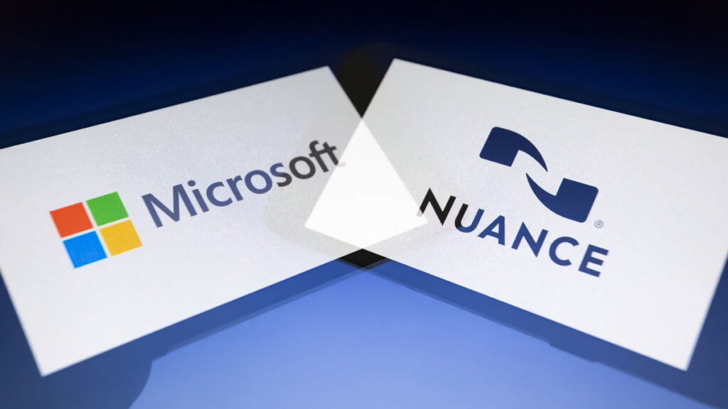 حرید Nuance توسط مایکروسافت