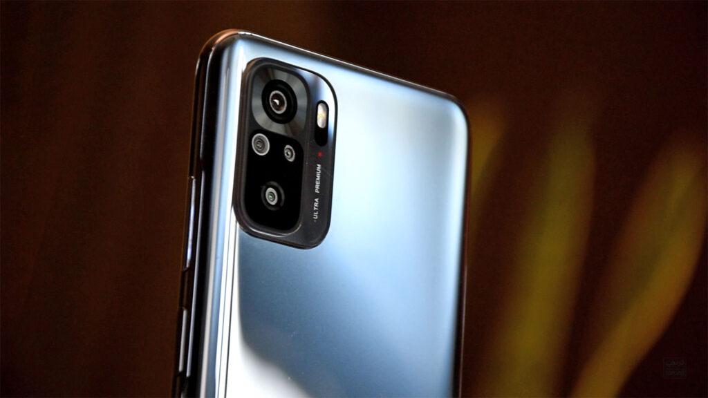 طراحی قاب دوربین Redmi Note 10