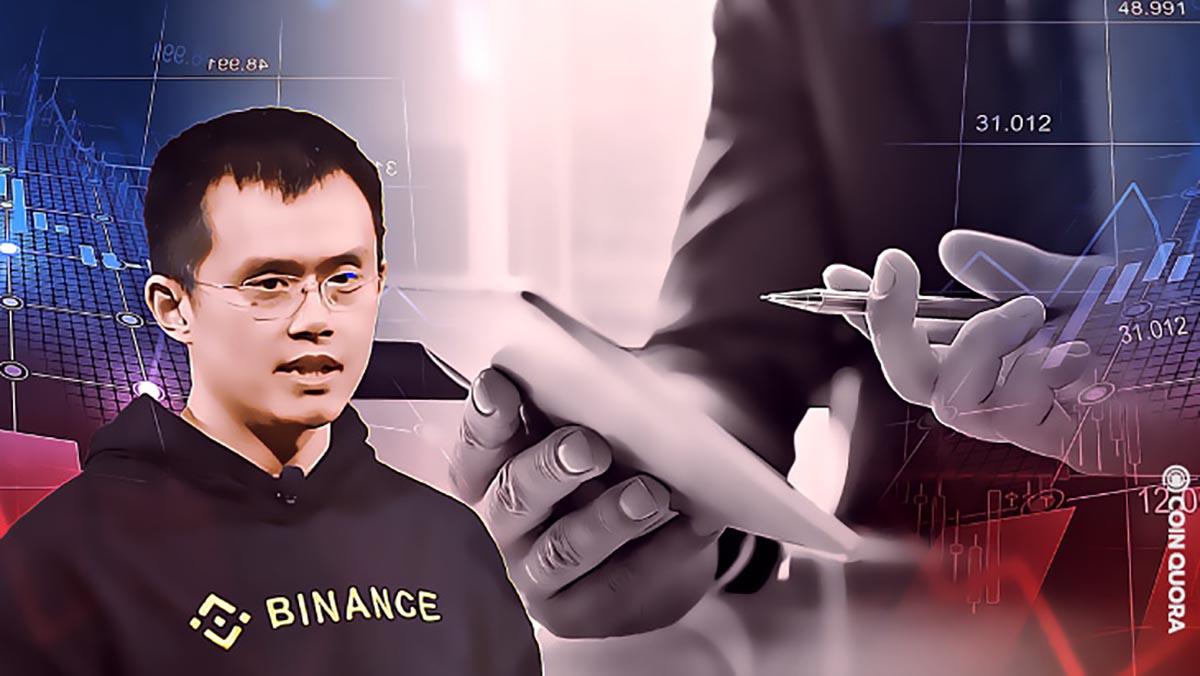 واکنش مدیرعامل بایننس به کاهش ۱۵ درصدی قیمت بیت کوین