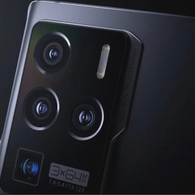 دوربین ZTE Axon 30