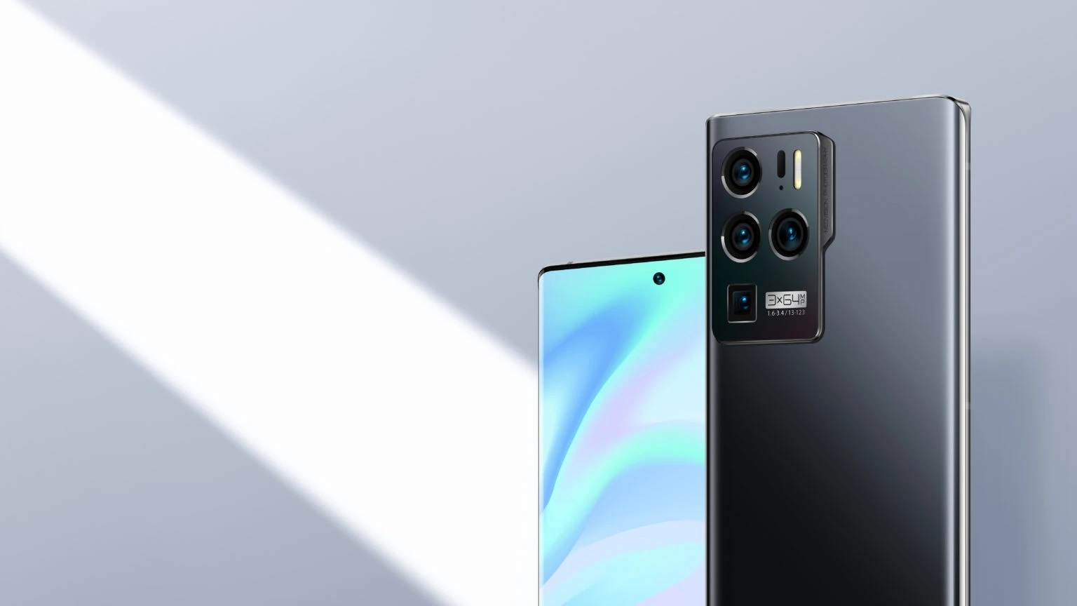 ZTE رسما از گوشی Axon 30 Ultra 5G با سه دوربین 64 مگاپیکسلی رونمایی کرد