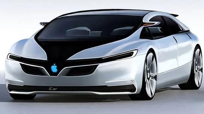 توافق نامه اپل و ال جی و طرح مفهومی از خودرو این شرکت
