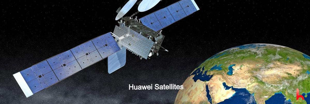 هواوی برای آزمایش و توسعه شبکه 6G دو ماهواره به فضا میفرستد