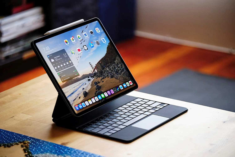 دانلود آپدیت iPadOS آیپد پرو ۲۰۲۱ از طریق سلولار و تحت شبکه 5G