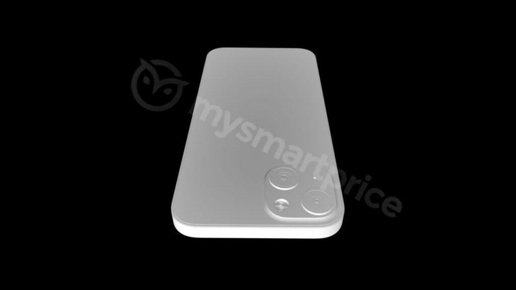 طراحی قاب دوربین iPhone 13 5G