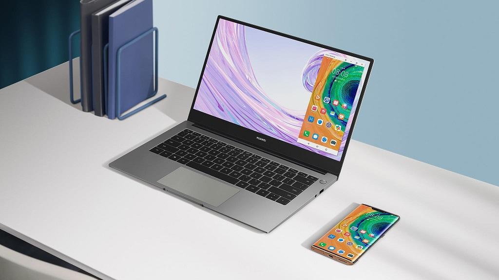 لپ تاپ هواوی میت بوک D14 هماکنون در بازار ایران؛ ظاهر لوکس با قیمت اقتصادی