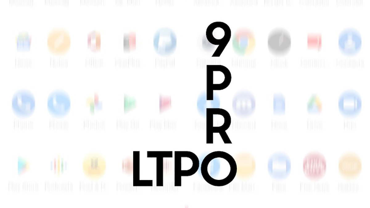 وان پلاس ۹ پرو با نمایشگر LTPO
