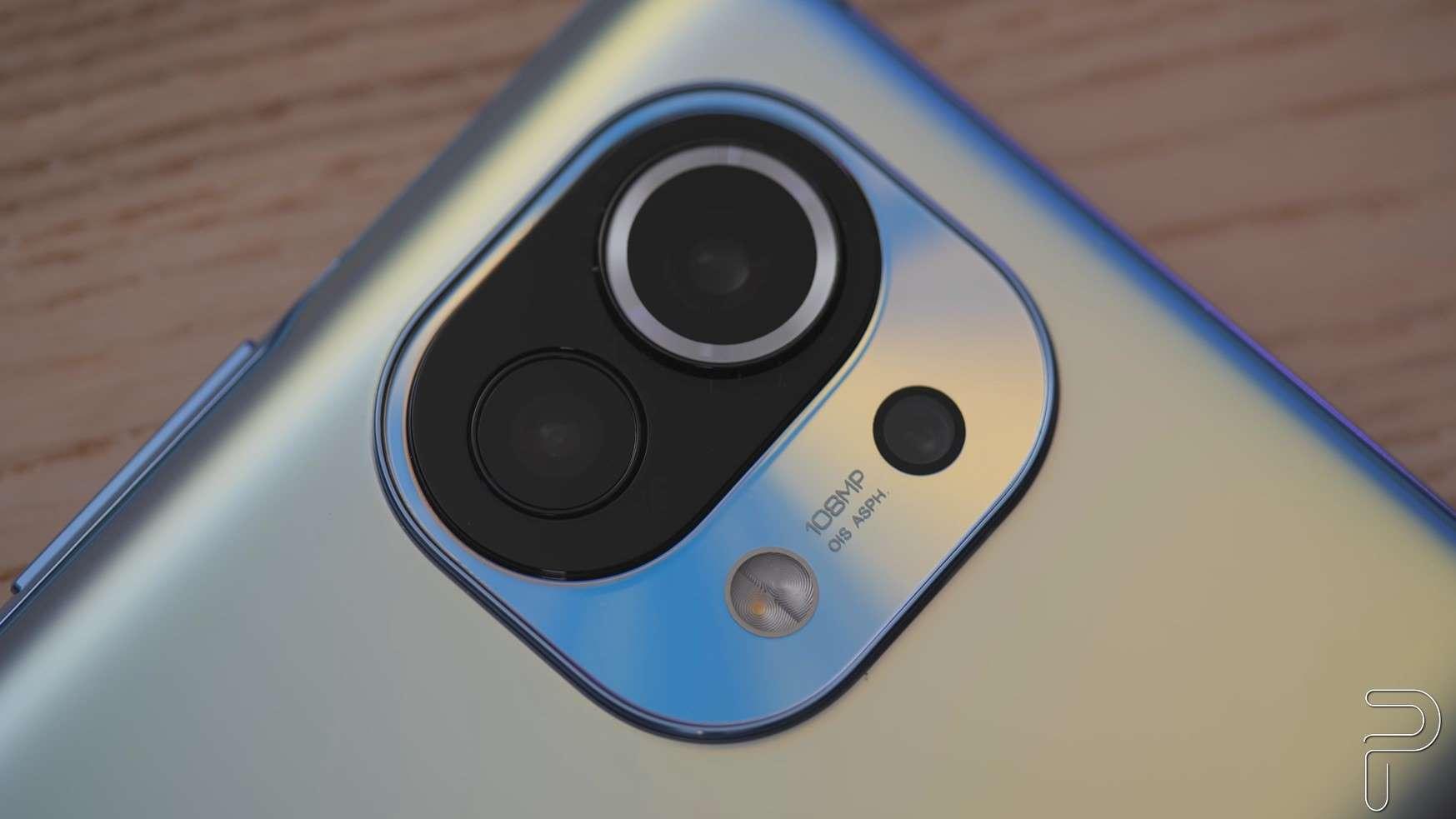 گوشی هوشمند با دوربین ۲۰۰ مگاپیکسلی