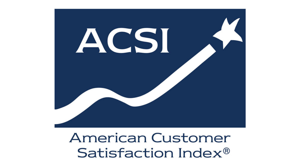 ACSI یا American Customer Satisfaction Index
