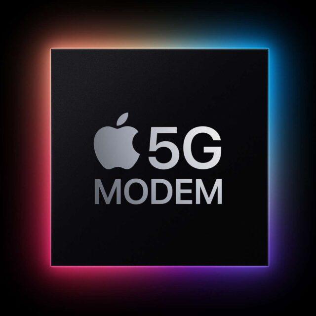 مودم 5G ساخت اپل