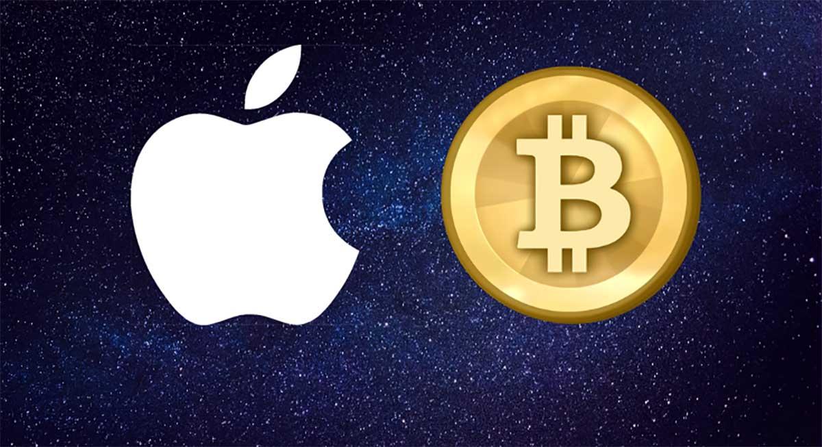 اپل به دنبال ورود به دنیای ارزهای دیجیتال است؟