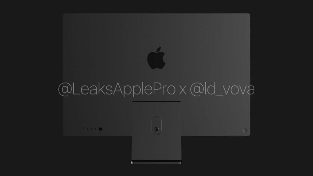 رندر iMac Pro اپل