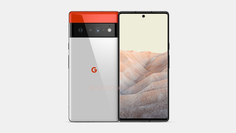پیکسل ۶ پرو گوگل