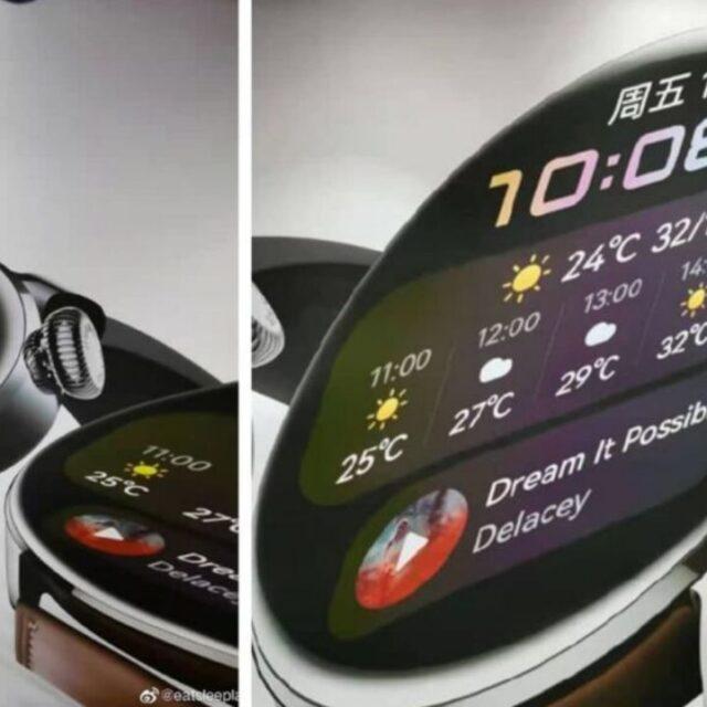 ساعت هوشمند Huawei Watch 3