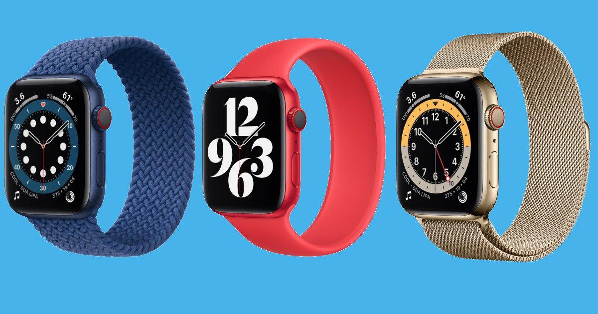 اپل واچ نسل ۷
