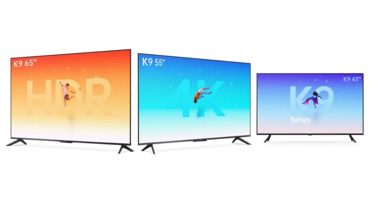 تلویزیون هوشمند Smart TV K9