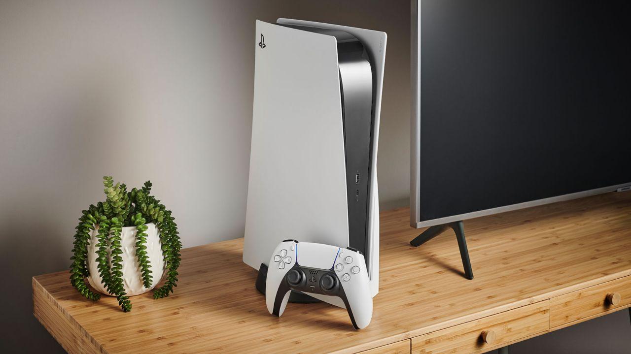 باز طراحی کنسول PS5