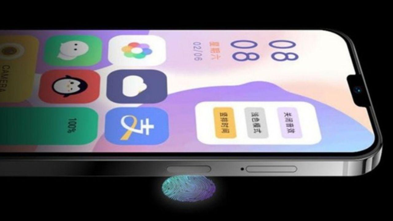 نسخه فیک iPhone 13 Pro با حسگر تشخیص اثرانگشت