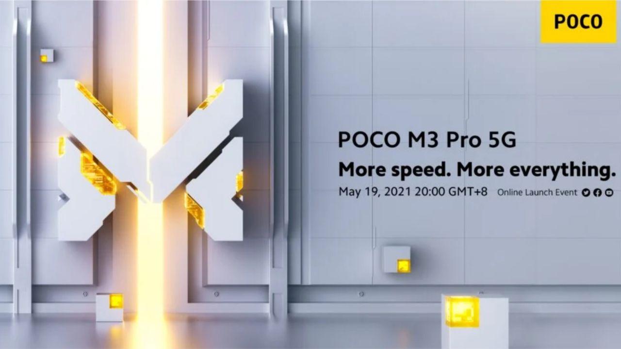 تاریخ رونمایی پوکو M3 Pro به صورت جهانی
