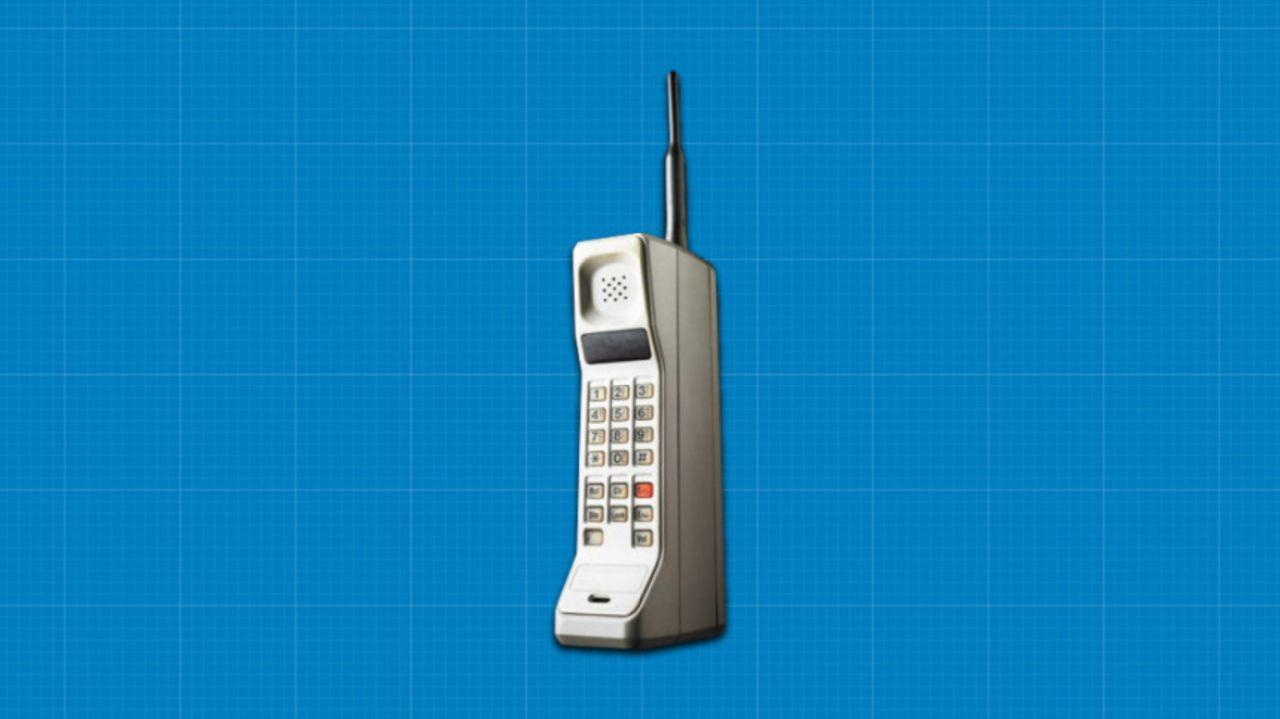 اولین تلفن همراه بی سیم