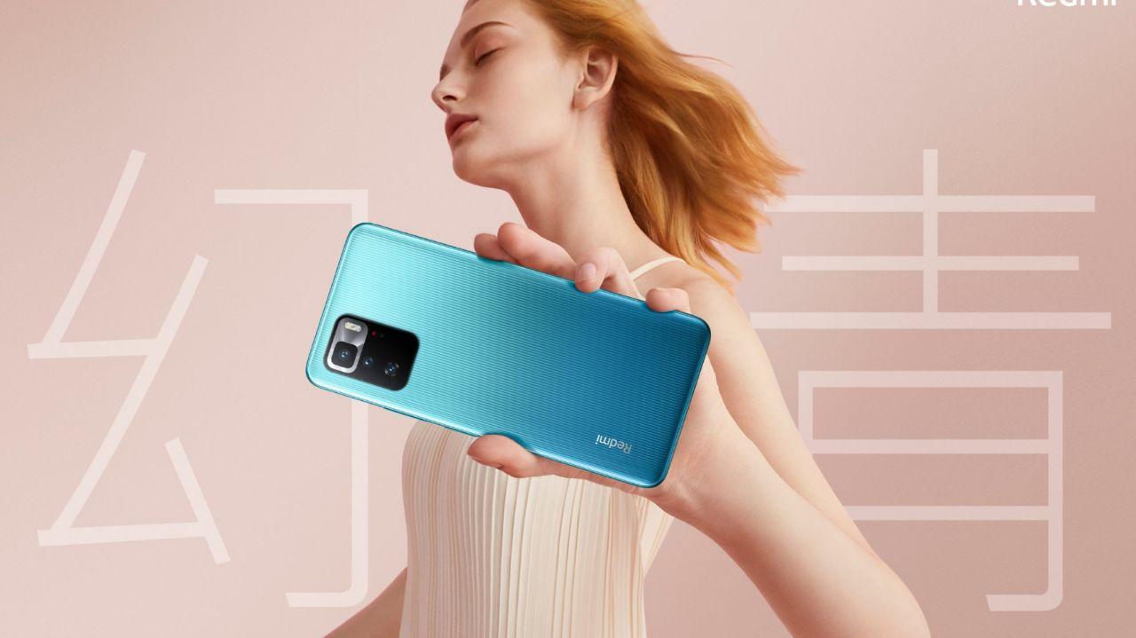 تیزر ردمی نوت ١٠ اولترا، وجود خنک کننده غول پیکر و طراحی این گوشی را تأیید کرد