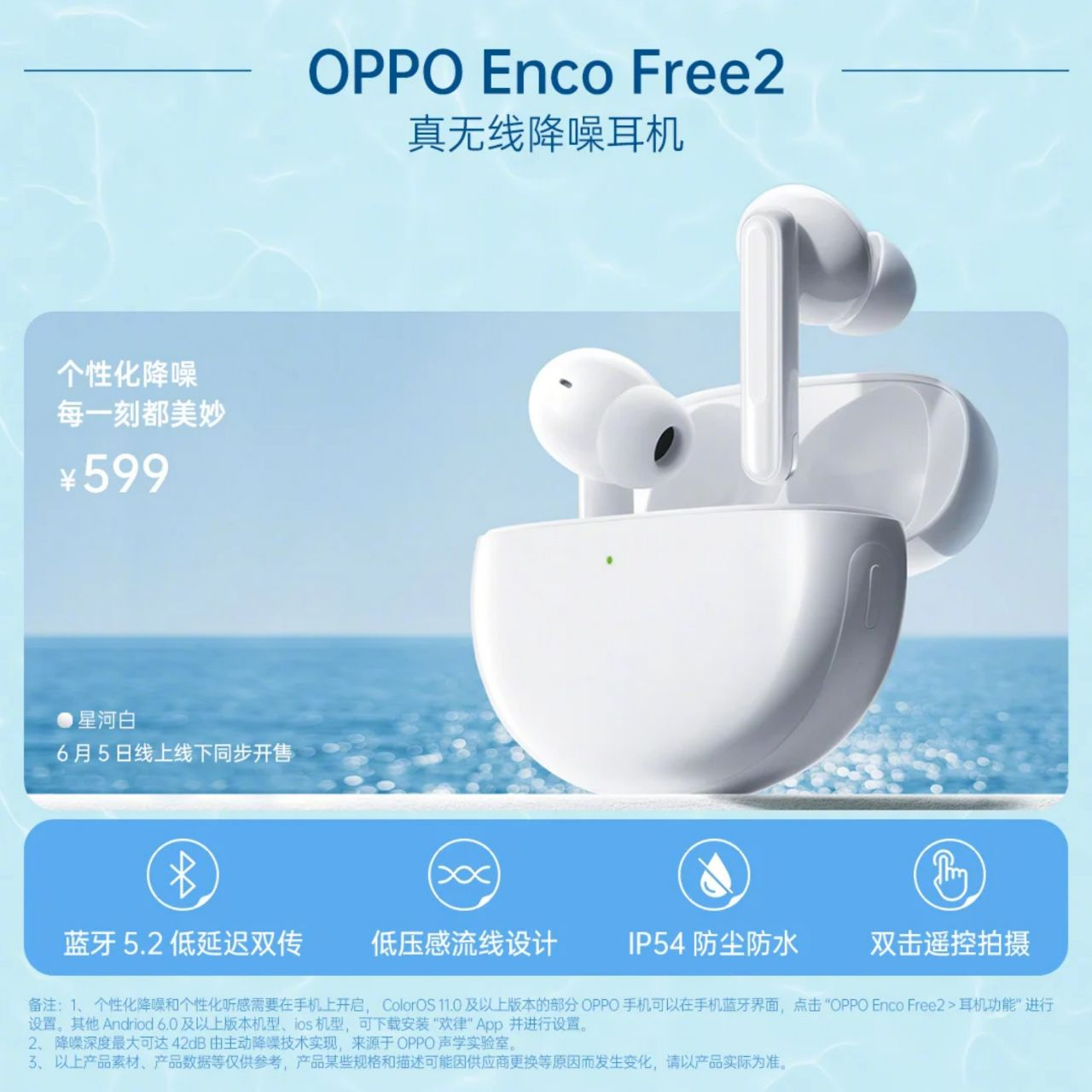 قیمت Enco Free 2